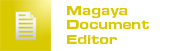 Magaya Document Editor