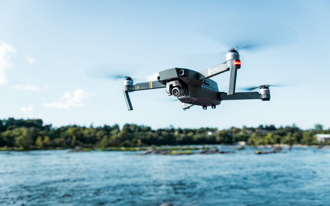 Using Drones in the Supply Chain