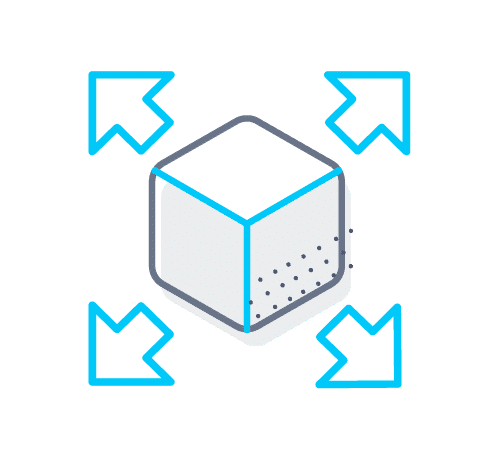 Icon for Scalable and Extensible Logistics Software