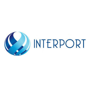 Logotipo de Interport Logistics, cliente de Magaya