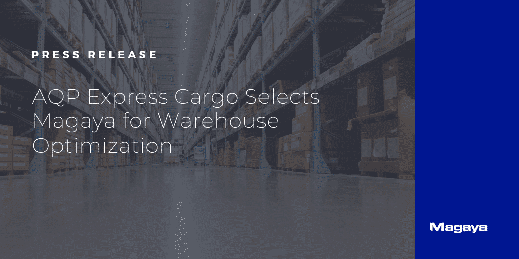 AQP Express Cargo Selects Magaya for Warehouse Optimization