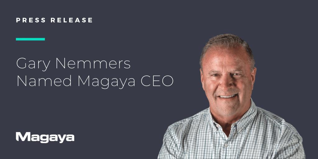 Gary Nemmers Named Magaya CEO
