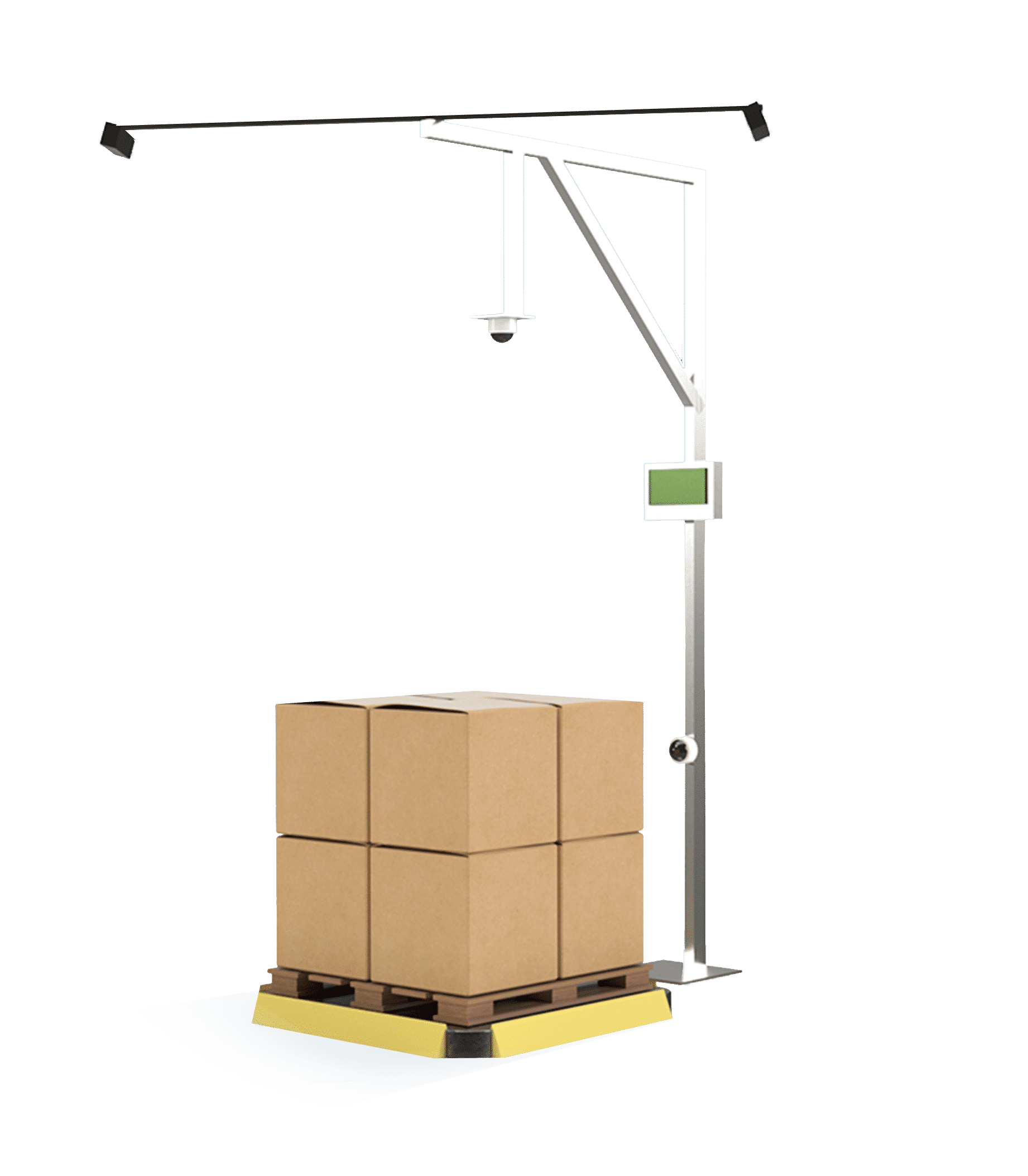 Magaya Pallet Dimensioner for 3PL Warehouse Productivity - Syncs with Your Existing 3PL Software