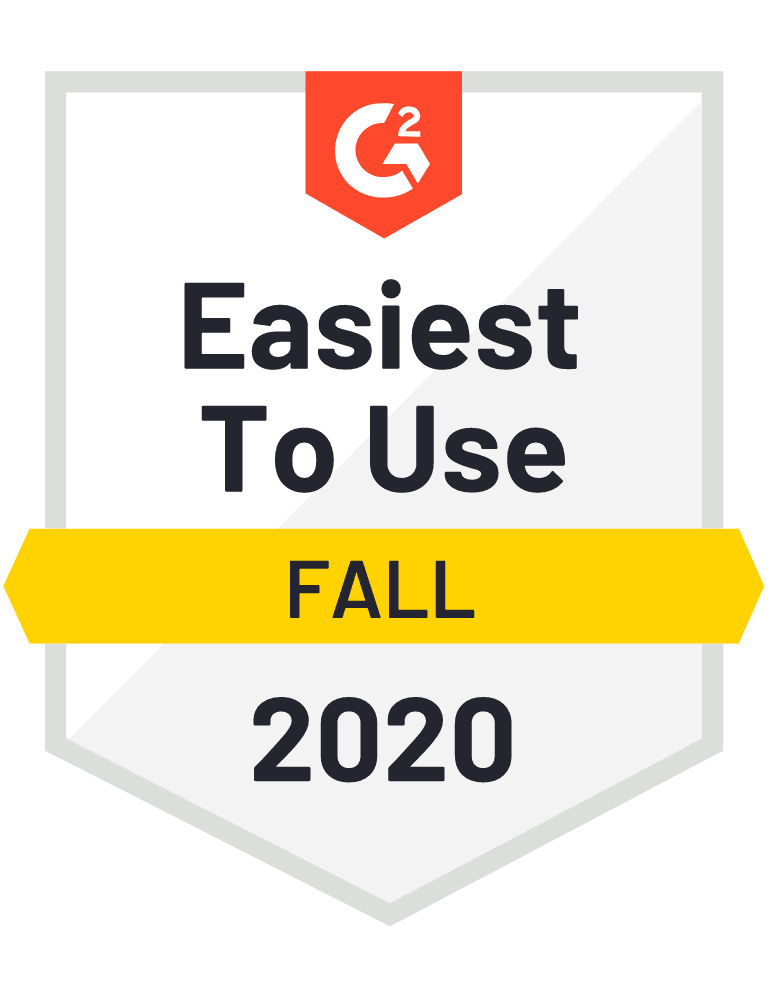 G2 Badge for Easiest to Use Best Freight Management Software Customer's Choice