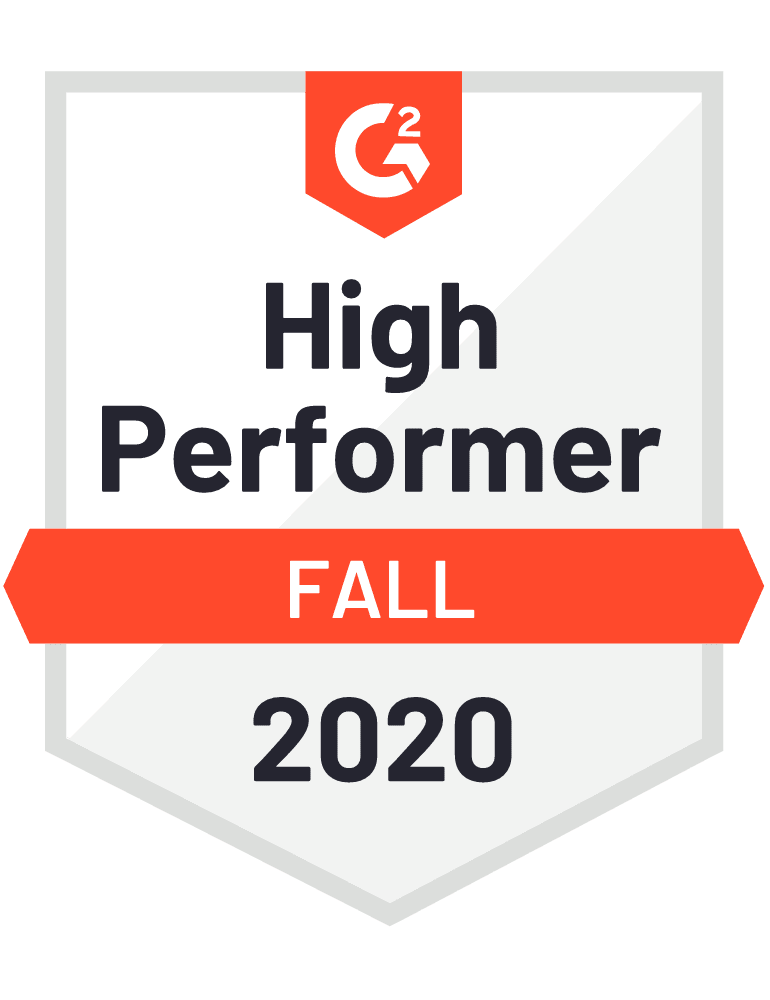 Magaya G2 High Performer in Supply Chain WMS Software Fall 2020