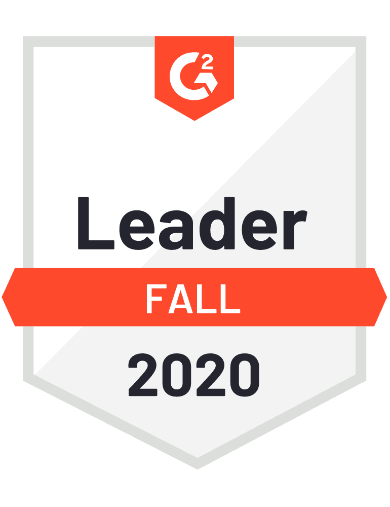 G2 Leader in Logistics Software
