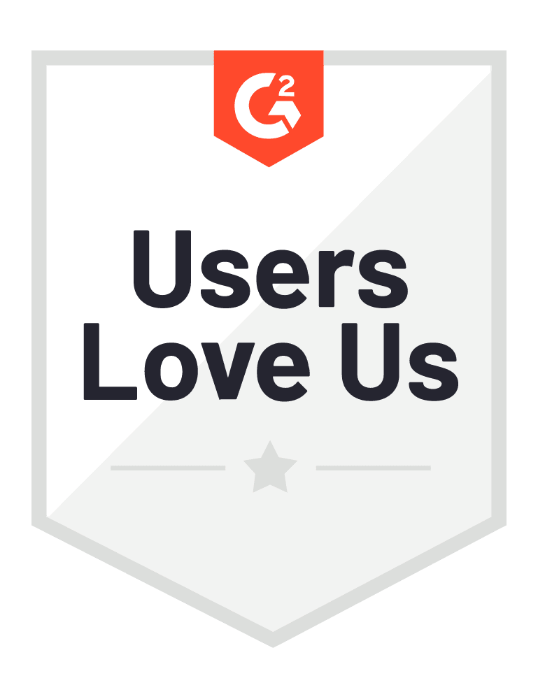 G2 Users Love Us Award for Magaya Supply Chain Platform