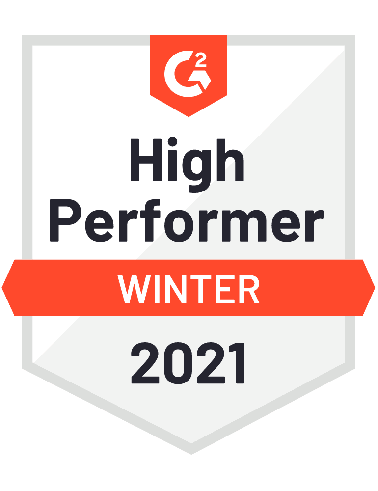Magaya G2 High Performer in Supply Chain WMS Software Winter 2021
